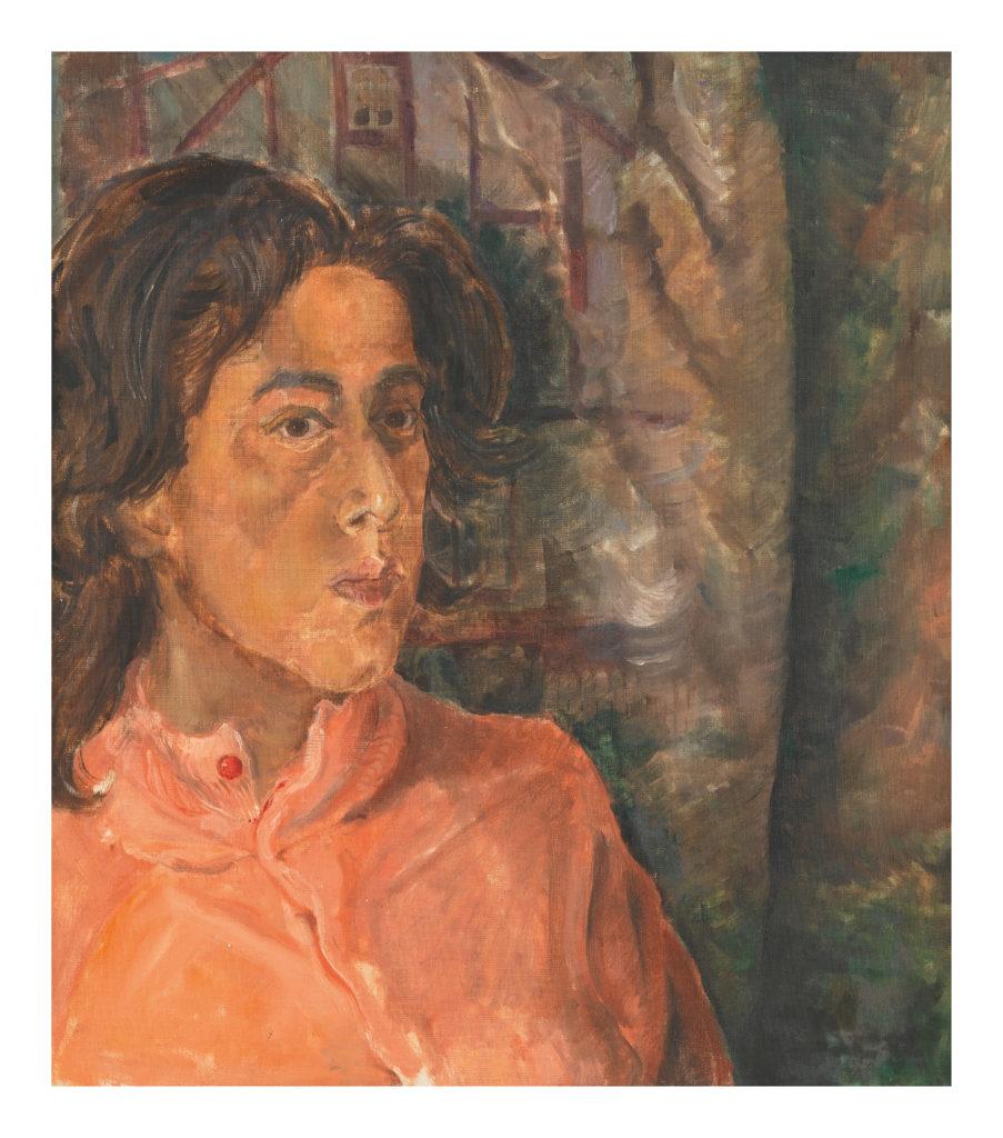 Self-Portrait, 1963–64