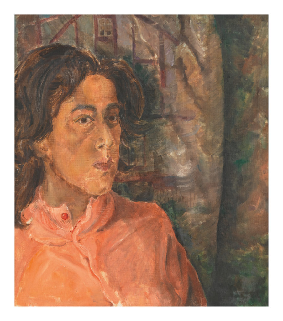 Self-Portrait, 1963–64